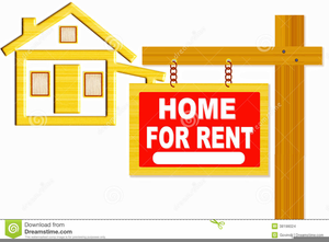 Free Clipart House For Rent Image