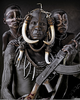 African Tribe Warriors Image