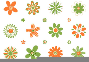 Tropical Flower Images Clipart Image