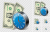 Money Clock Image
