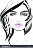 Free Hair And Makeup Clipart Image