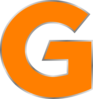 Orange G Clip Art