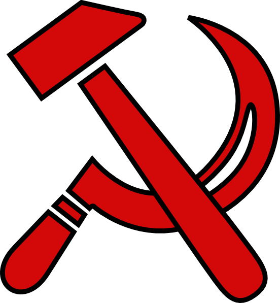 Communist Clip Art at Clker.com - vector clip art online, royalty free ...