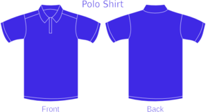 Plain Polo Shirt Clip Art