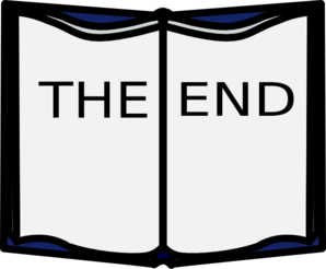 The End Clip Art