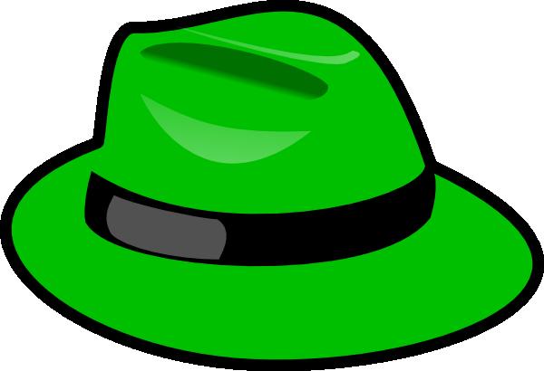 Green Hat Clip Art at Clker.com - vector clip art online, royalty free ...