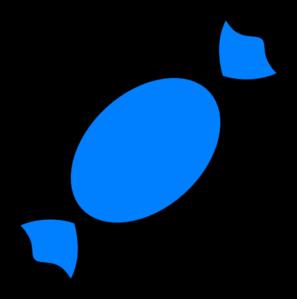blue candy clip art at clker com vector clip art online royalty rh clker com clip art candy canes clip art candy corn