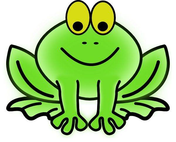 bug eyed frog clip art at clker com vector clip art online rh clker com clipart frogs leaping clipart frogs free