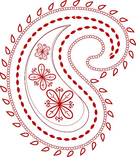 Red Bandana Clip Art at Clker.com - vector clip art online ...