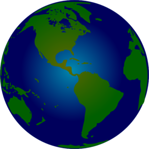 globe image clip art at clker com vector clip art online royalty rh clker com clipart of the word thankyou free clipart of the world