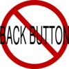 Anti-back Button Clip Art