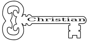Christian Key Clip Art
