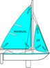 Corners Of The Sail Clip Art