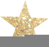 Sparkle Star Clipart Image