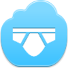 Free Blue Cloud Briefs Image