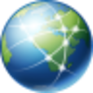 Global Network Icon Image
