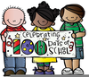 Free Days Of School Clipart Image