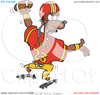 Free Nfl Football Clipart Image