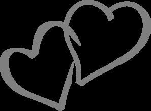 hearts clip art at clker com vector clip art online royalty free rh clker com Black Heart Clip Art Free wedding heart clipart free