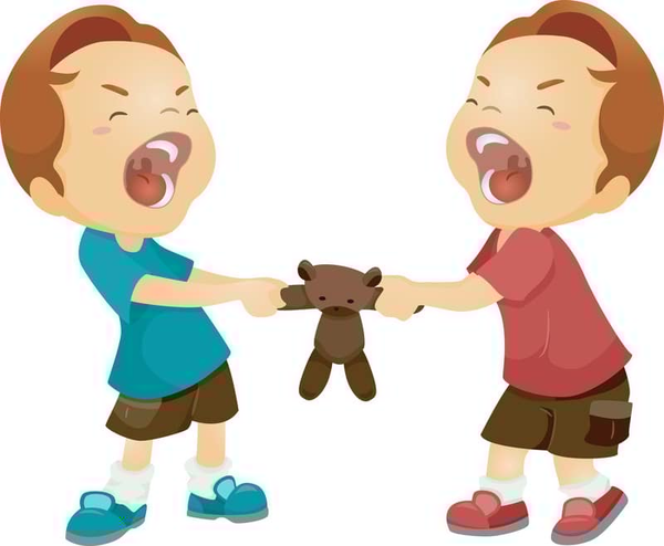 children arguing clipart free images at clker com vector clip rh clker com