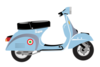 Vespa Vector Md Image