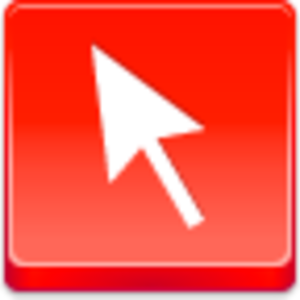Free Red Button Icons Cursor Arrow Image