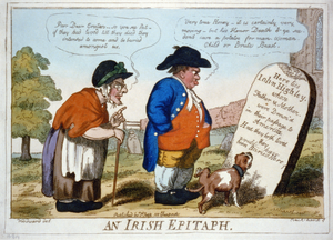 An Irish Epitaph Image