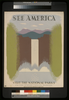 See America Visit The National Parks. Image
