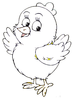 Chick Copy Image