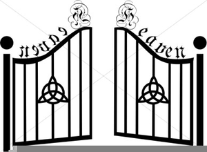 open gate clipart free images at clker com vector clip art