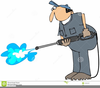 Pressure Washer Clipart Free Image