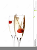 Free Clipart Glass Of Champagne Image