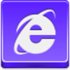 Free Violet Button Internet Explorer Image