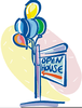 School Open House Clipart Image