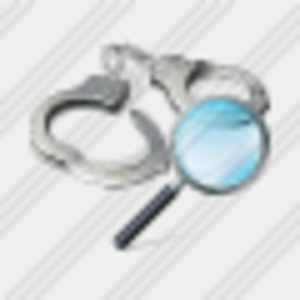 Icon Handcuffs Search2 Image