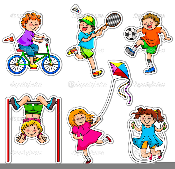 Kids Playing Video Games Clipart Free Images At Clker Com Vector Clip Art Online Royalty Free Public Domain