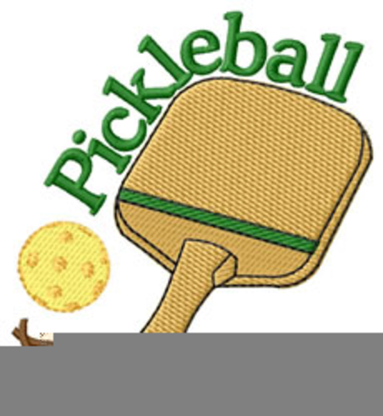 pickleball clipart free images at clker com vector clip art rh clker com pickleball clip art free