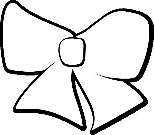 Hair Bow Clip Art at Clker.com - vector clip art online ...