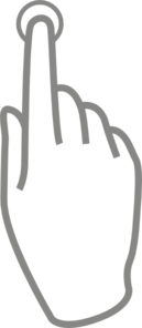 Touch Clip Art