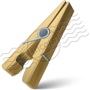 Clothes Pin Image