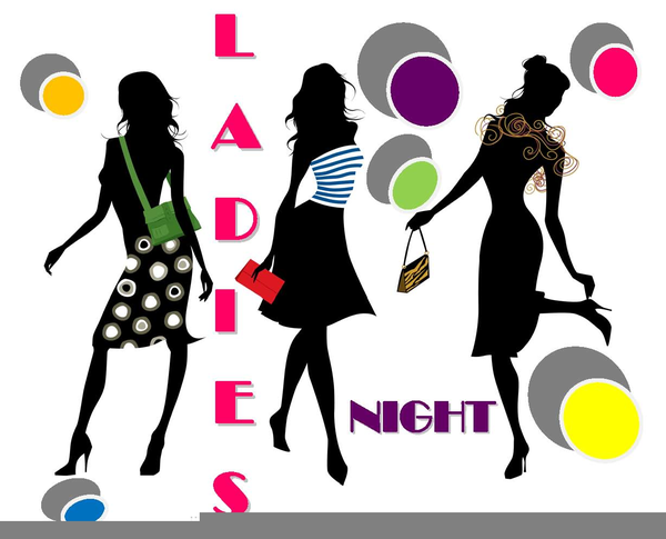 free girls night out clipart free images at clker com vector rh clker com