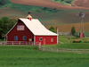 Palouse Farm Country Eastern Washington Image