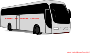 Bus Tour Clip Art