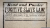 Fugitive Slave Act Image