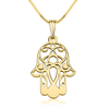 Hamsa Necklace Celebrities Image