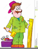 Animated Clipart Carpenter Image