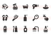 0053 Personal Care Icons Image
