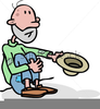 Clipart Person Begging Image