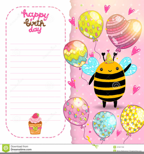 Birthday Party Clipart And Templates Image