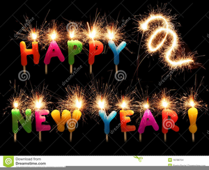free animated happy new year clipart image